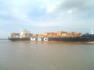 cargo, Chiny statystycznie