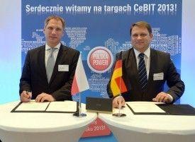 CeBIT 2013 - polscy przedstawiciele
