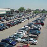 Import samochodów - parking