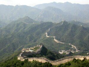 Made in China - chiński mur