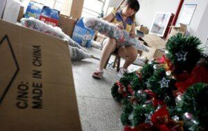 Import z Chin - dekoracje świąteczne w sklepie AliExpress