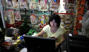 Import z Chin - okazyjne lampki choinkowe w sklepie AliExpress