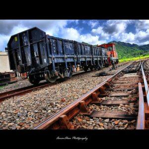 Import z Chin pociągiem