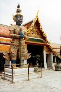 Import z Chin - Świątynia