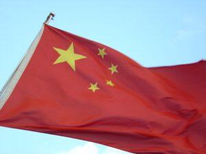 Cło, VAT, limity, import z Chin - flaga