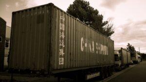 Zakupy grupowe z Chin - kontener
